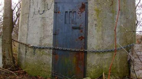 Ridgeway Witch Prison Tower cover photo