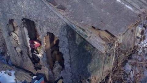 Still no way in. cover photo