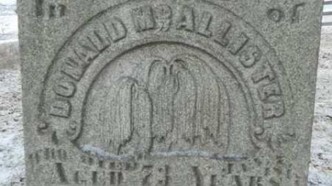 McAllister Pioneer Cemetery cover photo