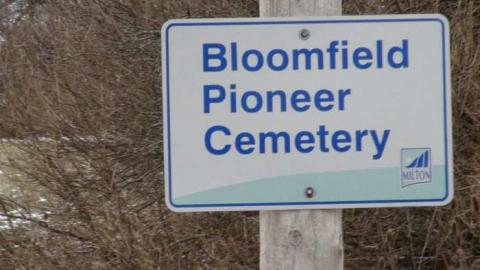 Bloomfield Cemetery cover photo