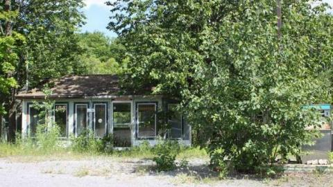 Abandoned in Kaladar cover photo