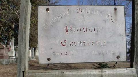 Thompson Pioneer Cemetery cover photo
