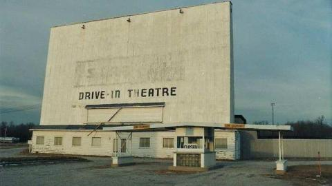 The Mustang Drive In cover photo