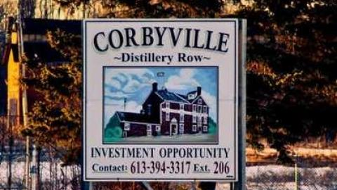 Corbyville March 2013 cover photo