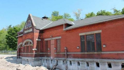 Goderich CPR Station cover photo