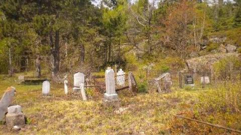 Spragge Cemetary cover photo