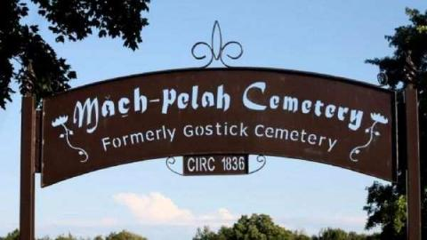 Gostick Cemetery cover photo