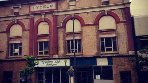 Lyceum cover photo