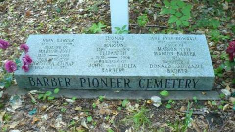 Barber Pioneers cover photo