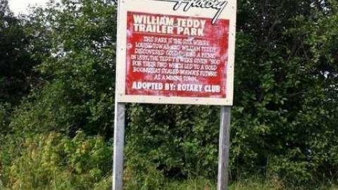William Teddy Trailer Park cover photo