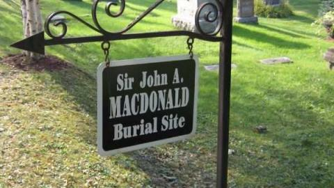 Sir. John A Burial Site  Barn cover photo