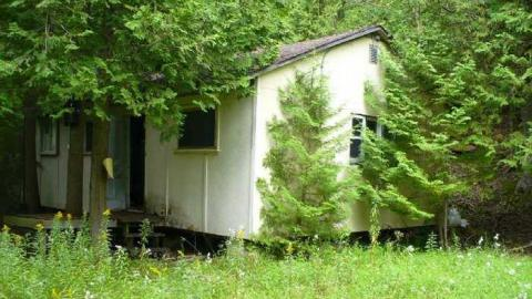 Cabin on 20 cover photo
