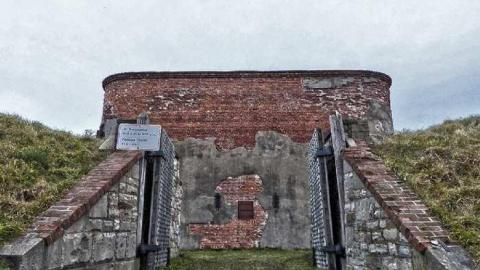 Fort Mississauga cover photo