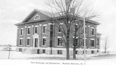 Madison Barracks cover photo