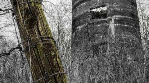 Ruins in Winter cover photo