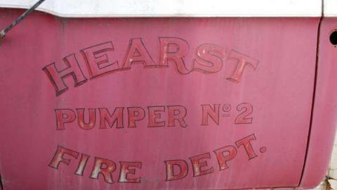 Hearst Municipal Vehicle Dump cover photo