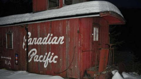 Canadian Pacific Train cover photo