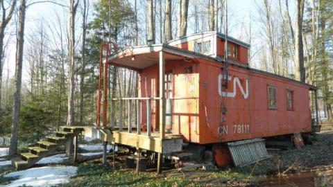 Caboose Cabin cover photo
