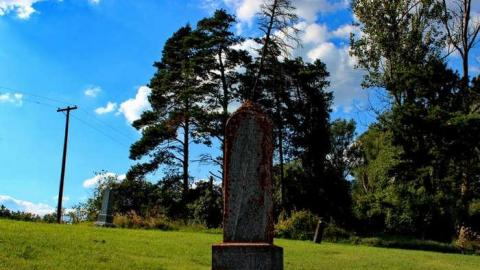 Sheffield Pioneer Cemetery 1810 cover photo