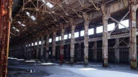Grand Trunk Railway Shops cover photo