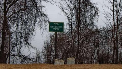 Mt. Hope Tyrell Pioneer Cemetery cover photo