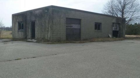 Abandoned Garage on 5th cover photo