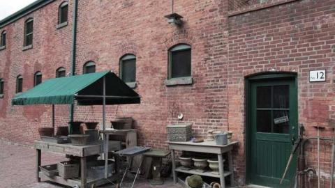 Distillery District cover photo