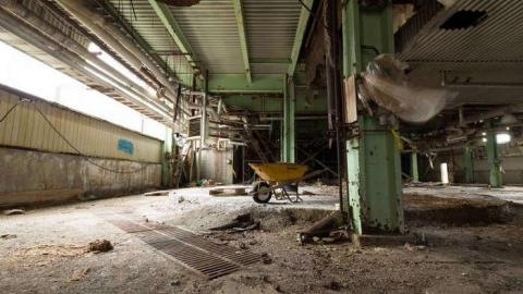Domtar Paper Mill cover photo