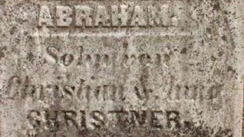 Old Christner Cemetery cover photo