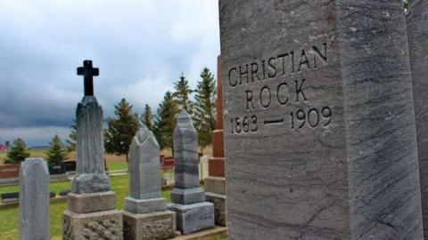 First Lutheran Pioneer Cemetery cover photo