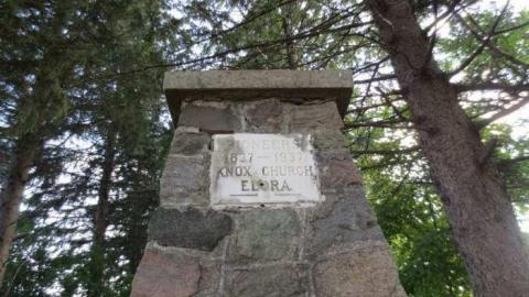Knox Cemetery - Elora cover photo