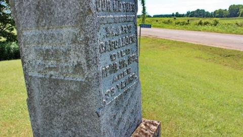 Firby Pioneer Cemetery cover photo