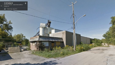 The Factory On Charlton St. cover photo