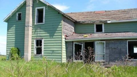 Old Green House cover photo