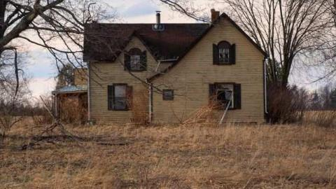 Abandoned house cover photo