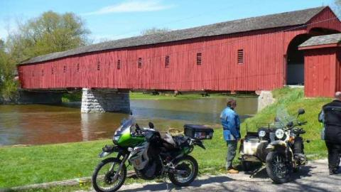 West Montrose Covered Bridge cover photo