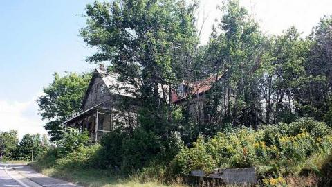 Opeongo Road Ghost Town cover photo