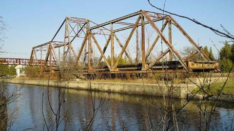 Old Rail Bridge cover photo