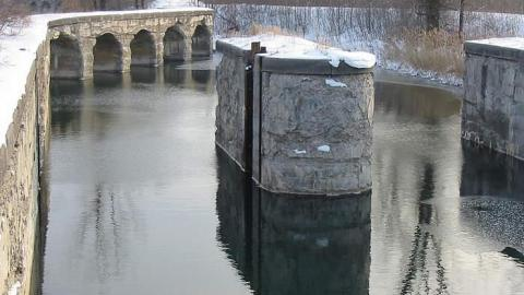 Lock #4 - Soulanges Canal cover photo
