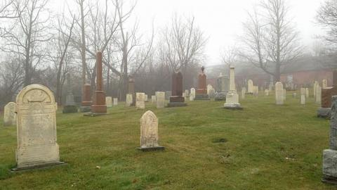 Hagerman's Corner's Cemetery cover photo