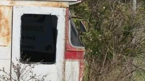 Abandoned Bus cover photo