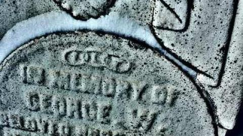 Buxton Pioneer Cemetery cover photo