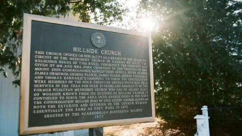 Hillside Church cover photo