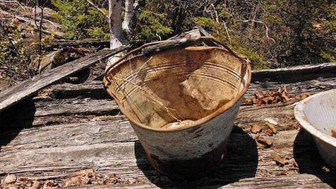Washbucket Pioneer Collapse cover photo