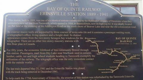 Erinsville Station cover photo