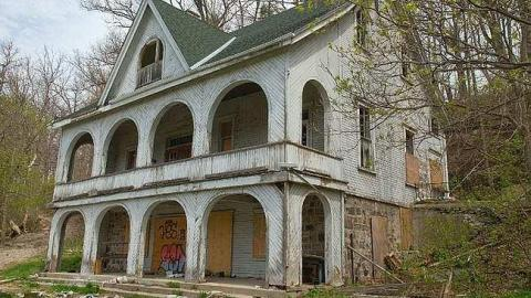Abandoned Home cover photo
