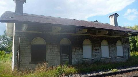Ernestown Railway Station cover photo
