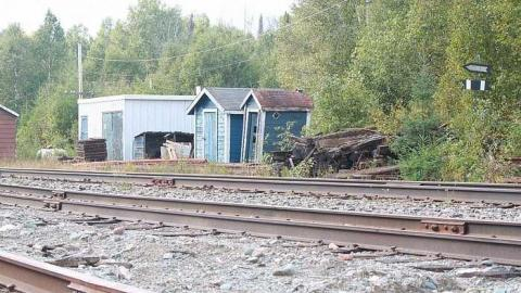 Railway Ghost Town cover photo