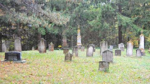Storey's Cemetery cover photo