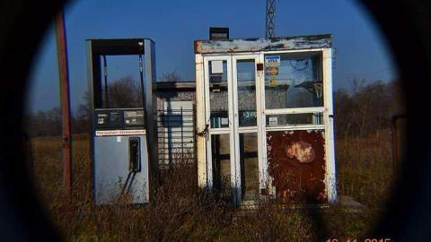 Empty Pump House cover photo